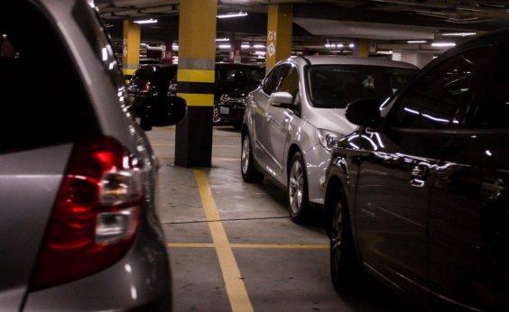 [Sedur notifica Shopping Paralela e determina reforma em estacionamento]