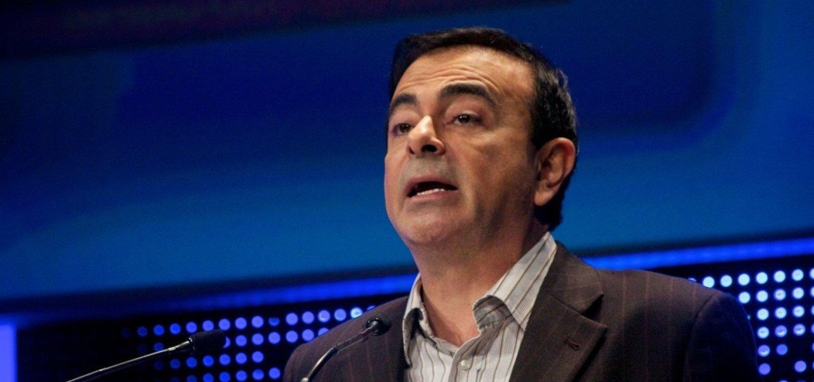 [OAB envia carta ao Japão acusando país de torturar Carlos Ghosn]