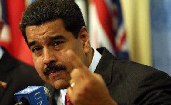 [EUA impõe sanções a cinco funcionários do alto escalão venezuelano]