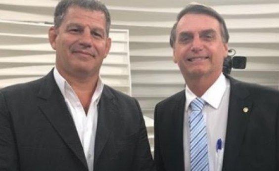 [Bolsonaro exonera ministro após acusação de vazamentos]