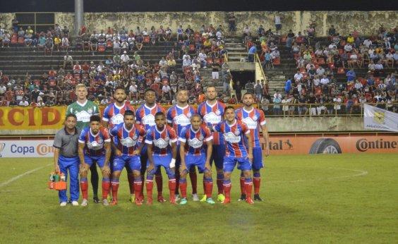 [CBF divulga tabela da segunda fase da Copa do Brasil; Bahia joga na Quarta de Cinzas]