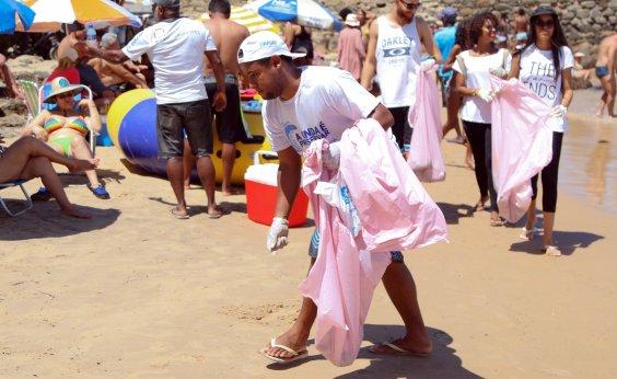 [Prefeitura promove ações de preservação em praias da Cidade Baixa neste final de semana]