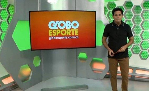 [Apresentador do Globo Esporte no Ceará pede demissão ao vivo: 'Não abro mão do respeito nem da dignidade']
