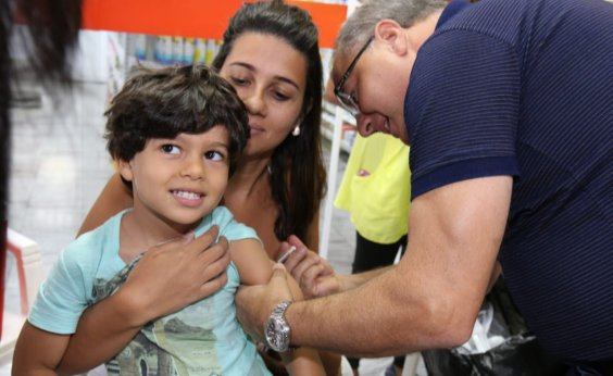 [Sesab promove Semana Estadual de Imunização nas escolas a partir de segunda ]