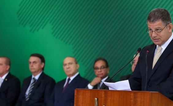 [Bolsonaro já assinou exoneração de Bebianno, diz jornal]