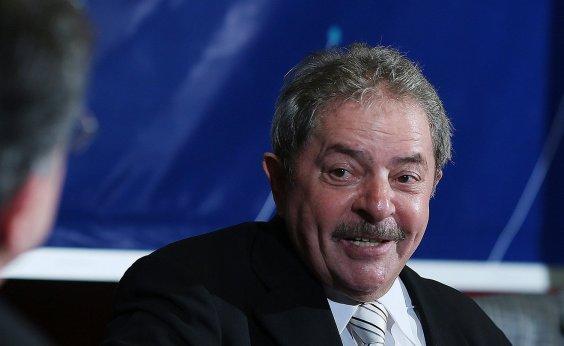 [Em intimação, Lula escreve que não reconhece sentença do sítio de Atibaia]
