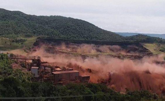 [Governo determina que mineradoras retirem trabalhadores de área perto de barragens]
