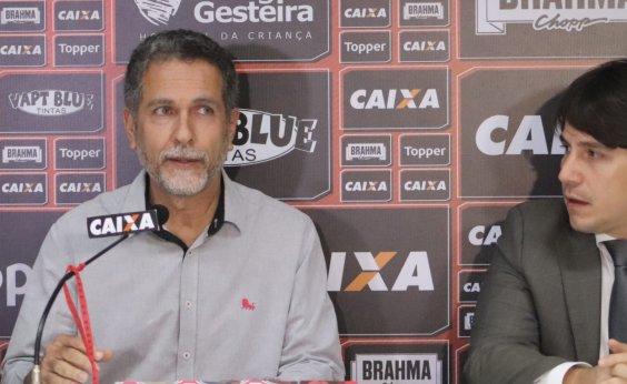 [Conselho do Vitória pede renúncia de Ricardo David e Chico Salles]
