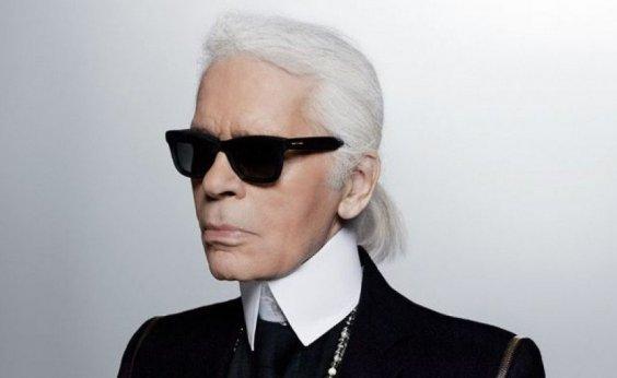 [Ícone do mundo da moda, Karl Lagerfeld morre aos 85 anos]