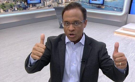 [Diretor da RecordTV Itapoan diz ser 'fake news' convites para Zé Eduardo ir para SP]