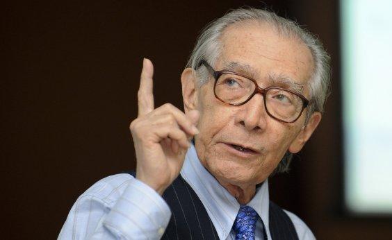 [Morre o ex-ministro do Planejamento Reis Velloso, aos 87 anos]