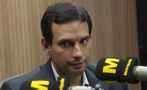 ['Bellintani é político profissional', cutuca Léo Prates sobre 2020]