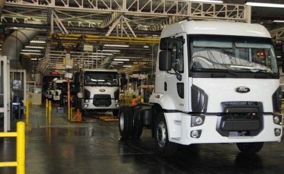 [Ford anuncia saída do mercado de caminhões da América do Sul]
