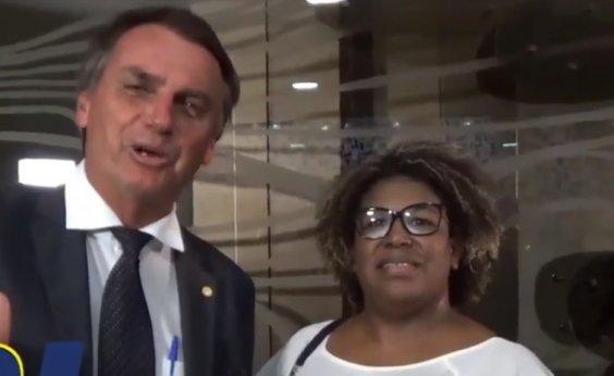 [Ex-candidata que denunciou esquema do PSL aparece em vídeo com ministro e Bolsonaro]