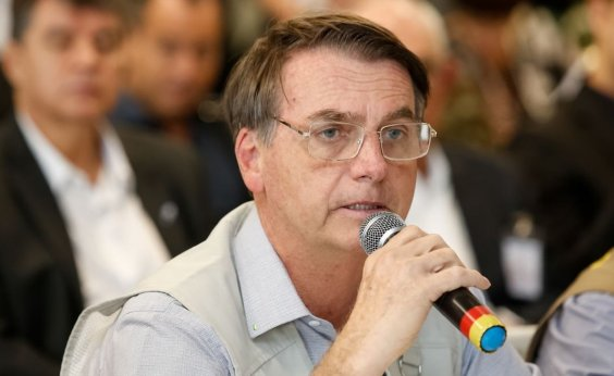 [Bolsonaro diz que errou ao ter se posicionado contra a reforma da Previdência quando era deputado]