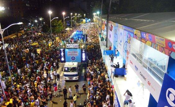 [Carnaval 2019: prefeitura confirma parte dos artistas que puxarão trios sem corda; confira]