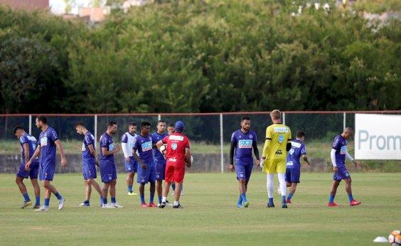 [Com Ramires de volta, Bahia se prepara para jogo da Sul-Americana]