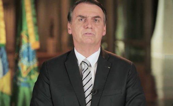 [Em pronunciamento na TV, Bolsonaro diz que 'nova Previdência será justa']