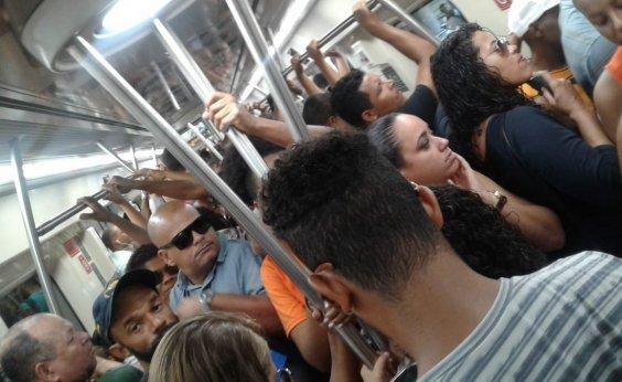 [CCR diz que falha na linha 2 do metrô foi provocada por vandalismo]