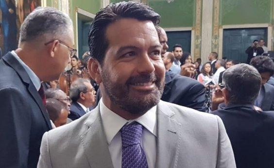 [Paulo Magalhães Jr é anunciado como novo líder do governo na Câmara]