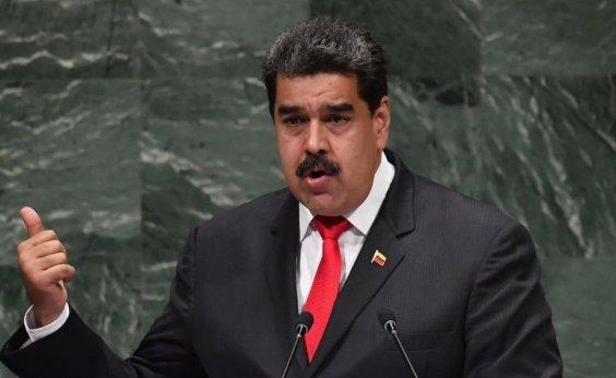 [Maduro anuncia que fechará fronteira da Venezuela com o Brasil nesta quinta]