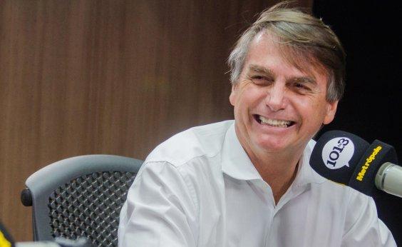 [Paraná Pesquisas: gestão de Bolsonaro é aprovada por 54,9%]