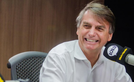 [Paraná Pesquisas: gestão de Bolsonaro é aprovada por 54,9% dos eleitores]
