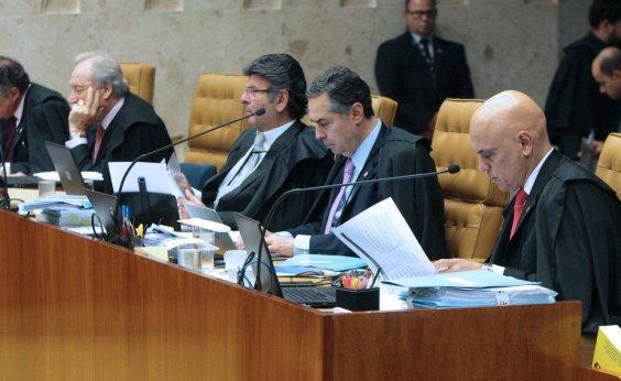 [STF encerra sessão com quatro votos a favor da criminalização da homofobia]