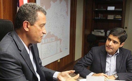 [ACM Neto tem o governo aprovado por 73% dos eleitores; Rui Costa marca 72,3% de satisfação]