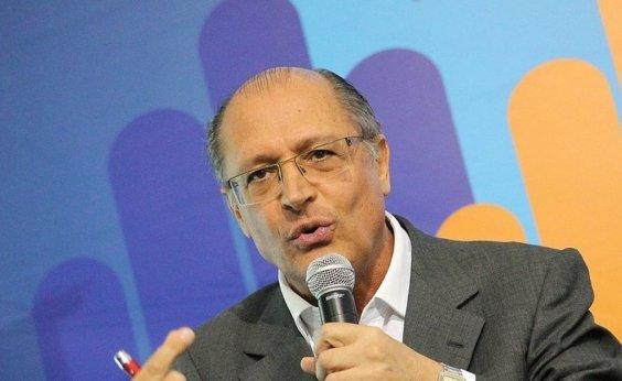[Alckmin admite que 'PSDB nunca teve Código de Ética']