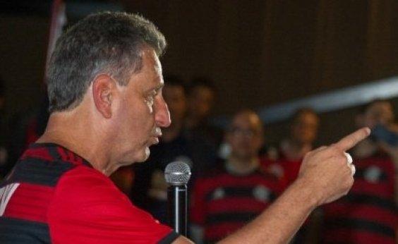 [CEO do Flamengo vai à delegacia prestar depoimento]