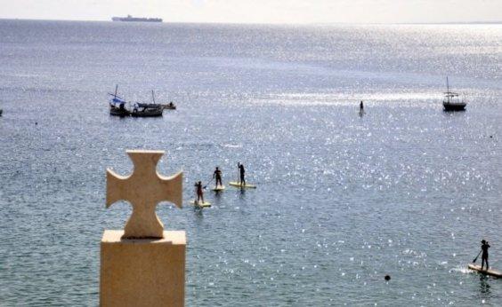 [Inema aponta 17 praias baianas impróprias para banho neste fim de semana]