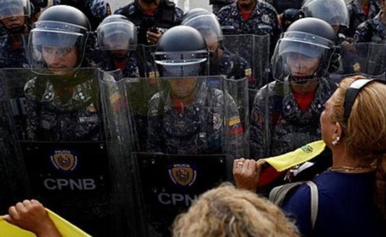 [Guarda Nacional da Venezuela amplia bloqueio na fronteira com o Brasil]