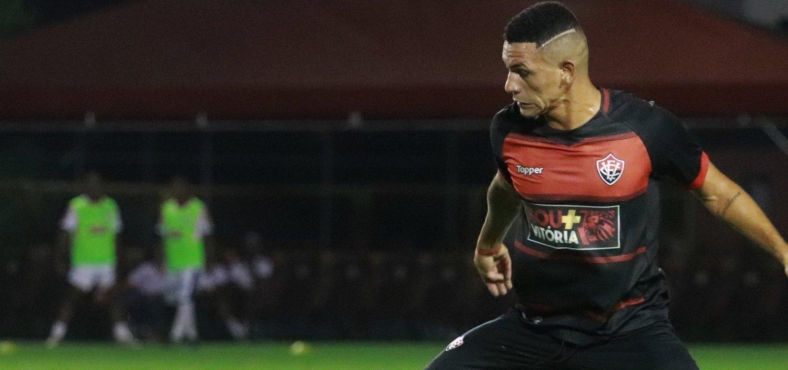[Vitória leva virada e perde para o Atlético de Alagoinhas por 2 a 1]