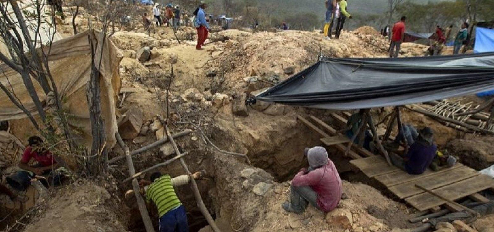 [Explosão em mina na Bahia deixa dois mortos e três feridos]