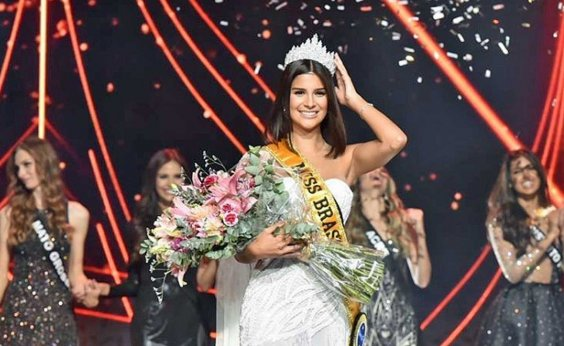 [Jornalista mineira é eleita Miss Brasil 2019]