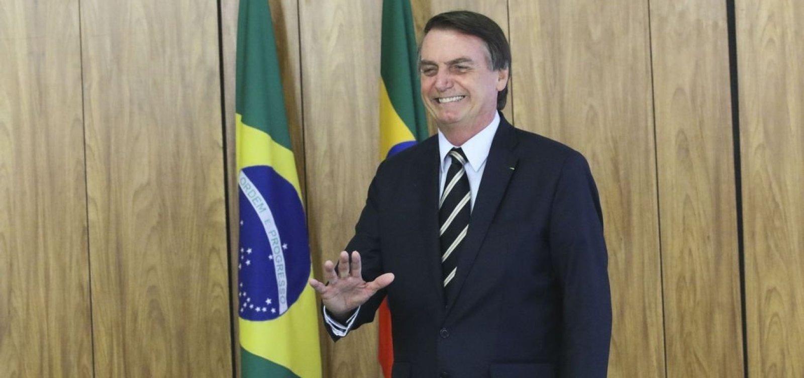 [No Twitter, Bolsonaro usa áudio manipulado para atacar jornalista]