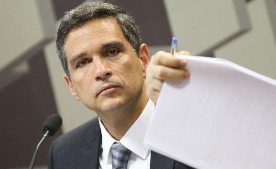 [Novo presidente do BC fará primeiro discurso oficial nesta quarta]