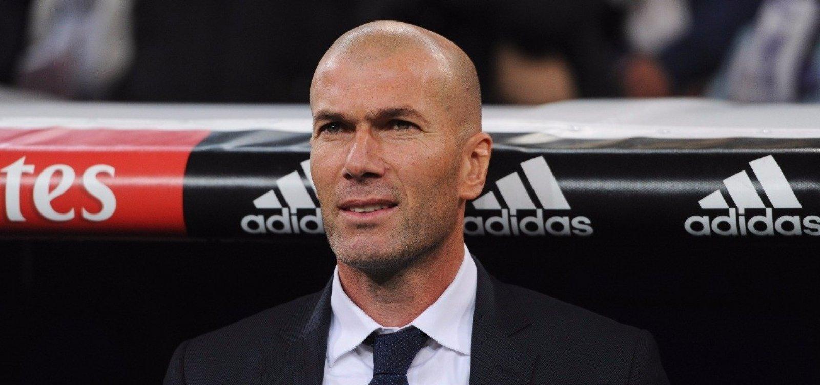 [Real Madrid anuncia retorno de Zidane como técnico]