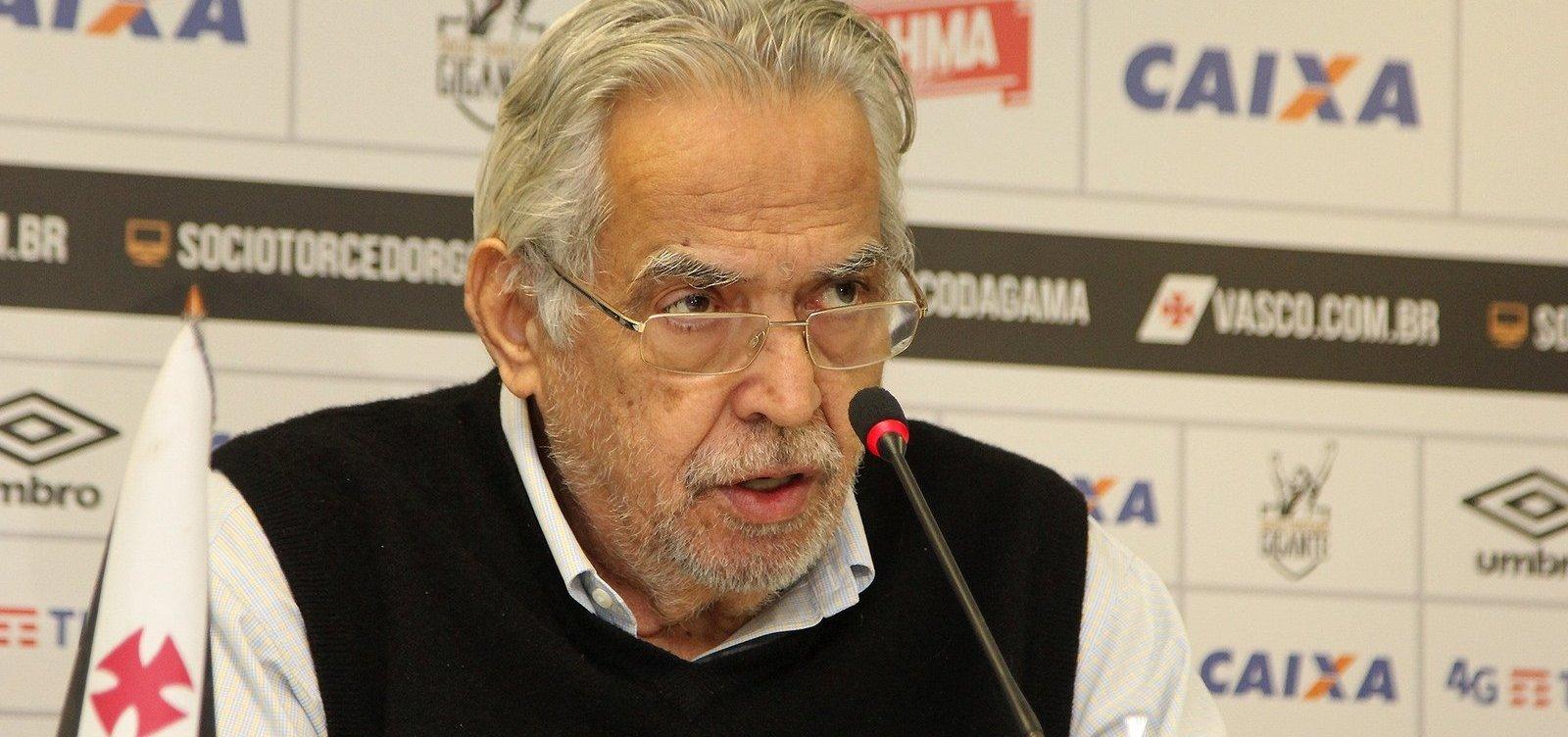 [Ex-presidente do Vasco Eurico Miranda morre aos 74 anos]