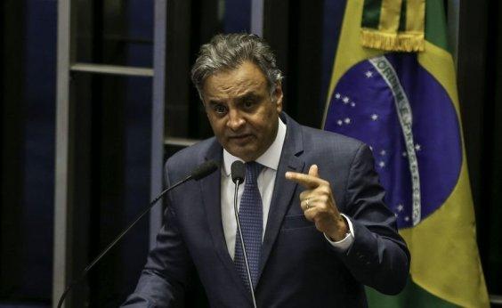 [STF bloqueia R$ 1,7 milhão em bens de Aécio Neves]