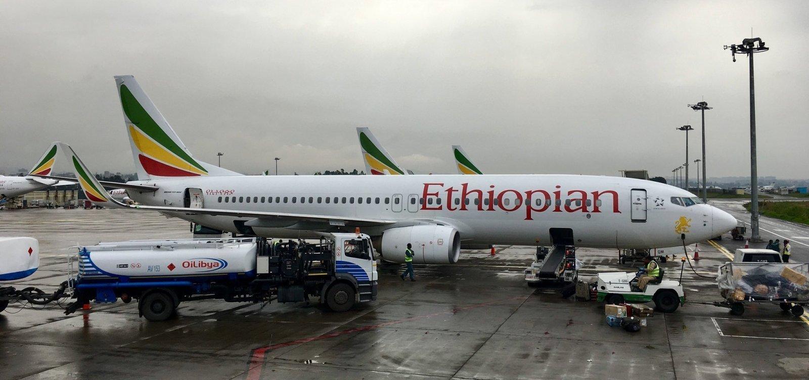 [Agência de aviação da Europa suspende voos com Boeing 737 MAX 8]