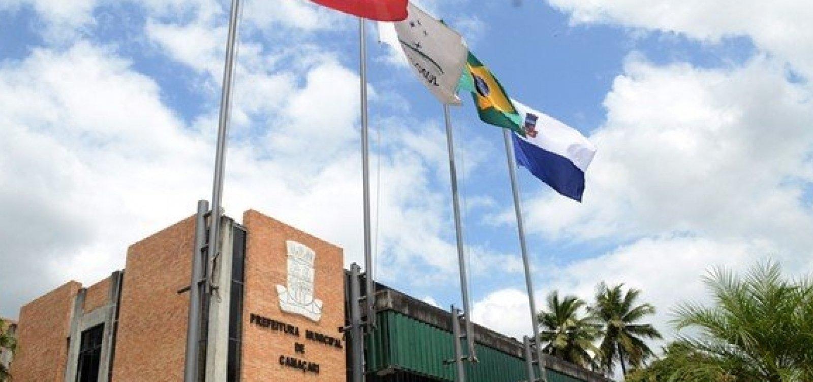 [Prefeitura de Camaçari abre inscrições para processo seletivo com 121 vagas]