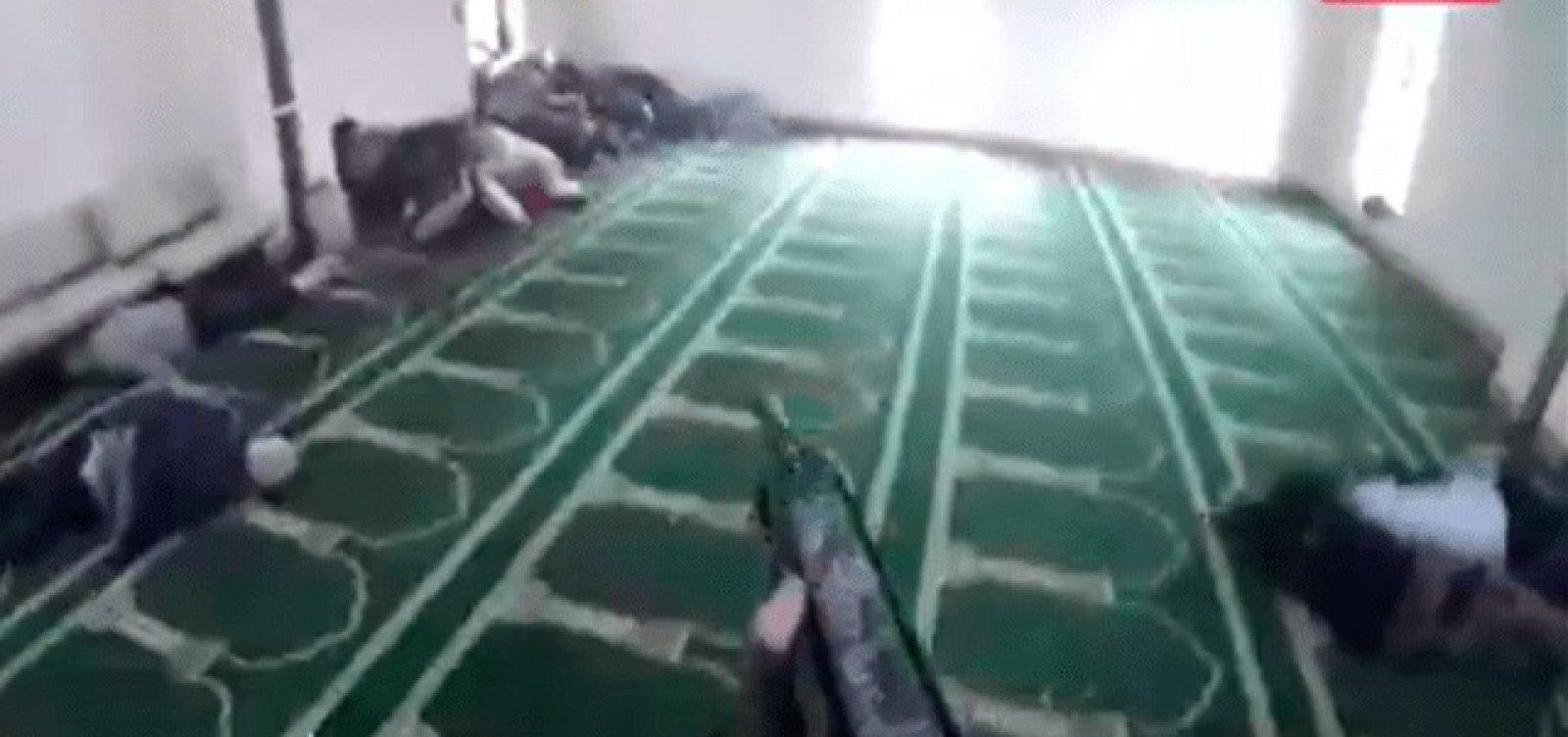 [Ataque em mesquita deixa 49 mortos na Nova Zelândia]