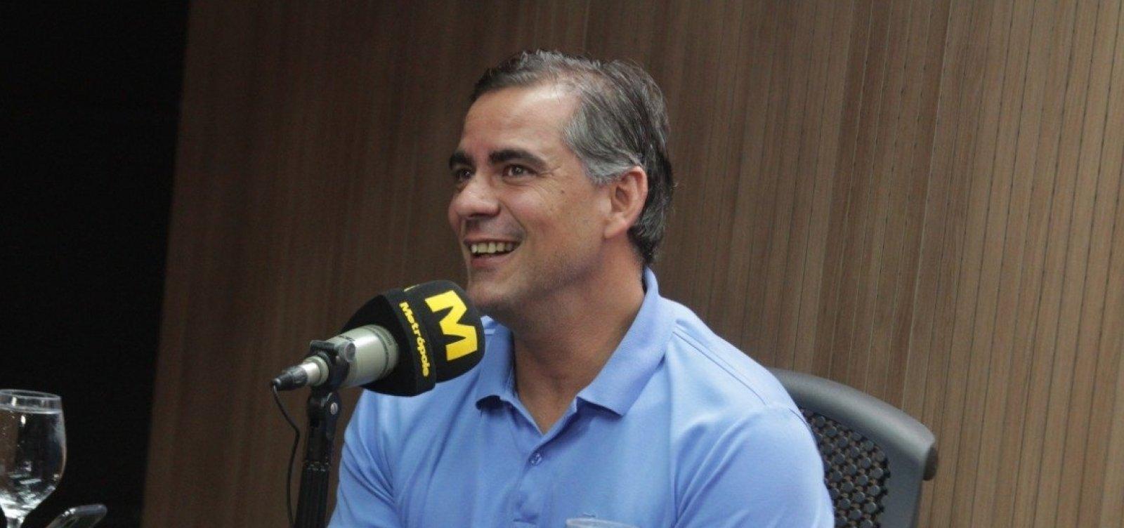 [Presidente do Jequié promete 'incentivo' para jogadores vencerem o Bahia no Baianão]