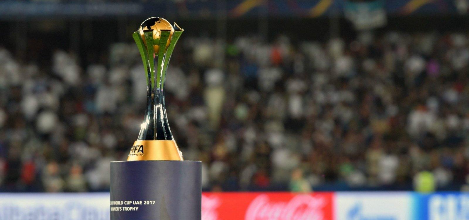 [Fifa anuncia novo Mundial de Clubes com 24 times e disputado a cada quatro anos]