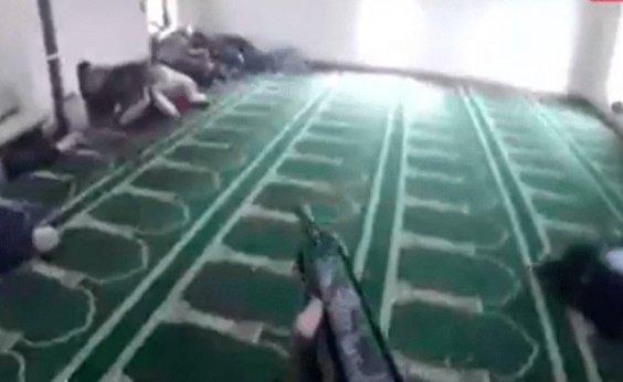 [Sobe para 50 o número de mortos em ataque à mesquita na Nova Zelândia]