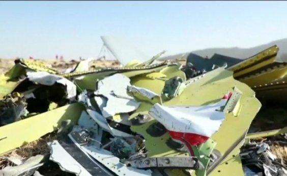 [Etiópia faz funeral simbólico de vítimas de desastre aéreo]