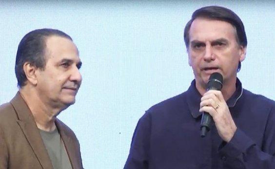 [Malafaia critica filho de Bolsonaro: 'Ajudaria muito mais parando de falar asneira']