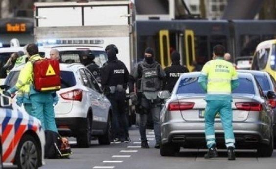 [Número de mortos em atentado na Holanda sobe para três]